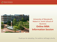 online-mba-session